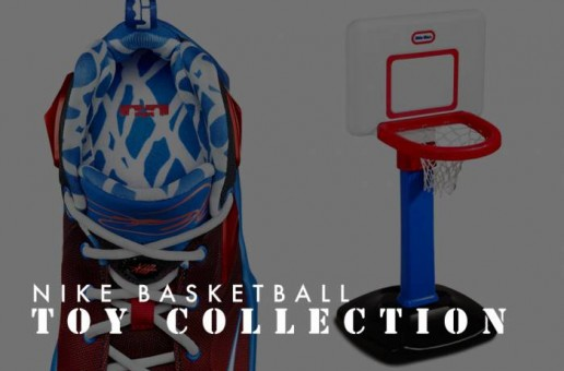 "Kobe, KD & Lebron Unveil Their Favorite Toys With the Nike ""Toy Collection"" Releases (Photos)"