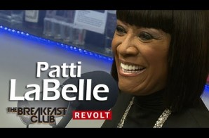 Find Out Everything You Need To Know About Patti Labelle's Sweet Potato Pies & More With The Breakfast Club (Video)