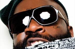 Rick Ross Covers The Source's Holiday Issue!
