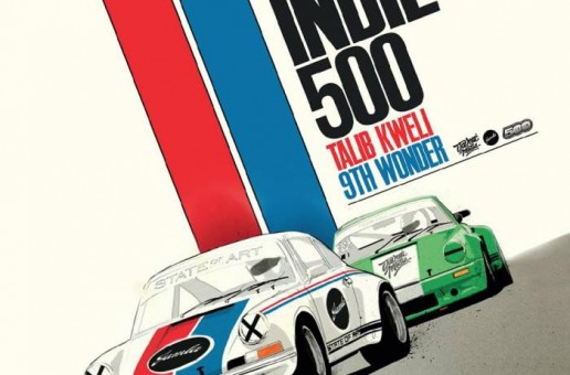 Talib Kweli & 9th Wonder – Indie 500 (Album Stream)