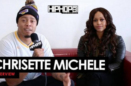 "Chrisette Michele Talks Being Engaged, Her Upcoming Album ""Milestone"", Converting To Trap Soul & More With HHS1987 (Video)"