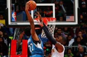 Coming of Age: Andrew Wiggins Leads the Timberwolves Past the Hawks; Ties His Career High 33 Points
