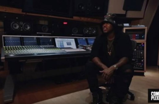 "Jeremih Talks About The Making of ""Birthday Sex"" For Complex ""First"" Series"