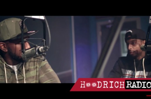 21 Savage Talks Life In The Streets, New Music & More on Hoodrich Radio With DJ Scream (Video)