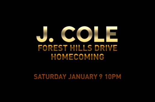 J. Cole – Forest Hills Drive: Homecoming (Trailer) (Video)