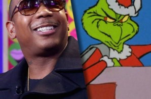 Ja Rule Reads 'How The Grinch Stole Christmas' (Audio)
