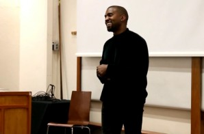 Kanye West Gives Lecture At Oxford University! (Video)