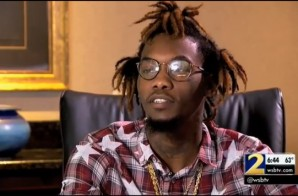 Offset Speaks About Spending 8 Months In Jail After Being Released (Video)
