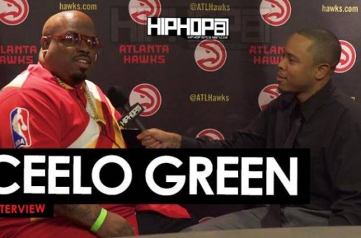 """Ceelo Green Talks His New Joint Venture With Sony Music, The Atlanta Hawks, His Upcoming """"Love Train"""" Tour, Goodie Mob & More With HHS1987 (Video)"""