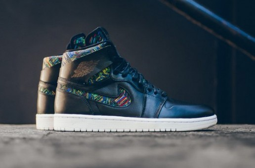 "Air Jordan 1 Retro High Nouveau ""BHM"" (Photos & Release Date)"