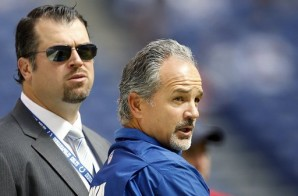 Staying Put: Chuck Pagano Agrees To A Contract Extension To Stay With The Indianapolis Colts