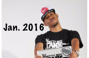 DJ Pretty Boy Tank – The Media Tank Out January 2016 Playlist