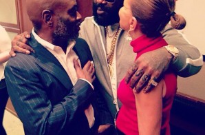 Bosses Unite: Rick Ross Signs A Deal With Epic Records