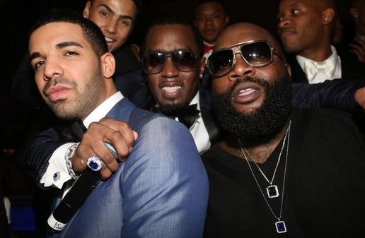 Rick Ross x Drake – Empire (Prod. by J.U.S.T.I.C.E League)