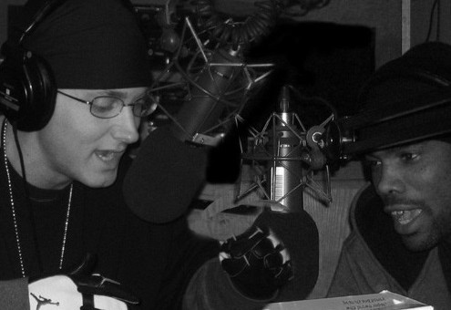 Eminem & Proof's 1999 Unreleased (Full) Tim Westwood Freestyle