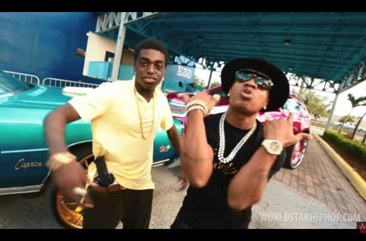 Plies – Outchea Ft. Kodak Black (Video)
