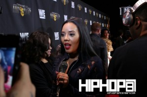 """WE tv Hosts A Star-Studded """"Growing Up Hip Hop"""" Premiere In Atlanta (Photos & Video)"""