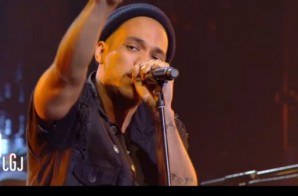 Anderson .Paak – Am I Wrong (Live on Le Grand Journal) (Video)