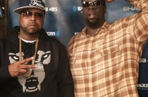 Bigg Homie Visits DJ Kay Slay Live On Shade 45 (Video)
