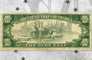"T.I. Releases ""The Dime Trap"" Album Artwork!"