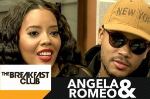 Angela Simmons & Romeo Talk New Show 'Growing Up Hip-Hop,Dating Rumors,Yo Gotti & More On The Breakfast Club (Video)