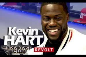 Kevin Hart Talks Ride Along 2, Engagement, Nike Deal & More W/ The Breakfast Club (Video)