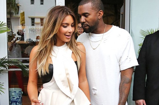 Kim Kardashian Announces Kanye West Will Be Dropping New Music Every Friday!