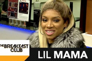 Lil Mama Makes Her Return To The Breakfast Club To Discuss The Mishap From Her Last Visit & More! (Video)