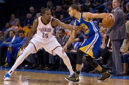 Kevin Durant Could Join Steph Curry & The Warriors During The 2016 NBA Free Agency Period