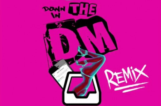 "Yo Gotti Teases A ""Down In The DM"" Remix Featuring Nicki Minaj (Video)"