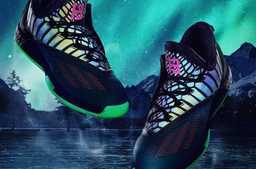 "James Harden's 2016 All-Star ""adidas Crazylight Boost 2.5"" Are Simply Amazing (Photos)"