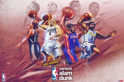 Zach LaVine, Aaron Gordon, Andre Drummond & Will Barton Will Compete In The 2016 Sprite Slam Dunk Contest