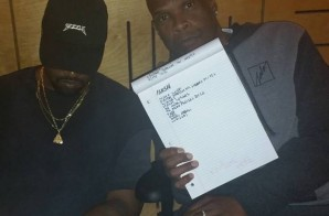 Kanye West Talks New Album Title Change, Drake's Pool, Wiz Khalifa, & more w/ Big Boi (Audio)
