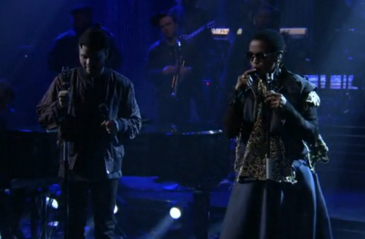 Lauryn Hill & The Weeknd Connect For Their First Live Performance Together On 'The Tonight Show' (Video)