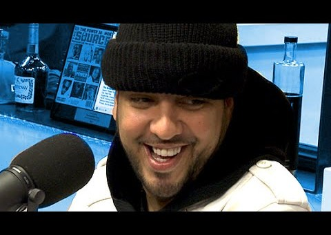 "French Montana Talks ""Wave Gods"" Mixtape,Relationship W/ Khloe Kardashian,Max B & More W/ The Breakfast Club (Video)"
