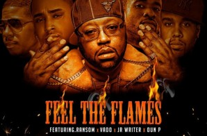 DJ Kay Slay – Feel The Flames Ft. JR Writer, Vado, Ransom & Oun-P