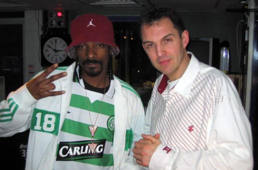 Listen To Snoop Dogg's Unreleased Tim Westwood Freestyle From 1996