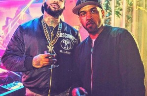 The Game & Lloyd Banks Pictured Together In Dubai!