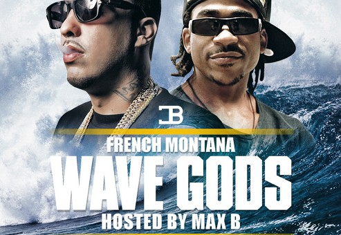 French Montana – Wave Gods Intro (Hosted By Max B)