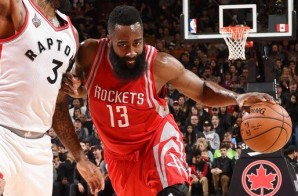 Rocket Power: James Harden Drops 40 Points & 14 Assist Against the Toronto Raptors (Video)
