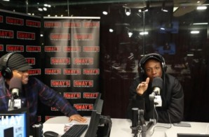 Joey Bada$$ Claps Back At Troy Ave With His '5 Fingers Of Death (Freestyle)' On Sway In The Morning (Video)