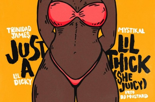 Trinidad James – Just A Lil Thick (She Juicy) Ft. Mystikal x Lil Dicky (Prod. By DJ Mustard)