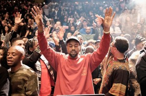 Kanye West Tour in Support of 'The Life Of Pablo' Expected to be Announced This Month