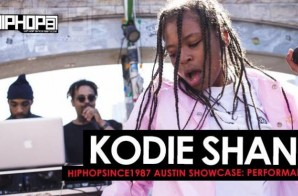"Kodie Shane Performs ""You"", ""Pray For October"" & ""4 am"" At The 2016 Austin HHS1987 Showcase (Video)"