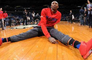 Best of the Best: Clippers Guard Jamal Crawford Named the 2015-16 NBA Sixth of the Year