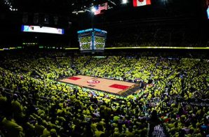 #TrueToAtlanta: The Atlanta Hawks Are Charged Up for a High Voltage Game 1 at Philips Arena