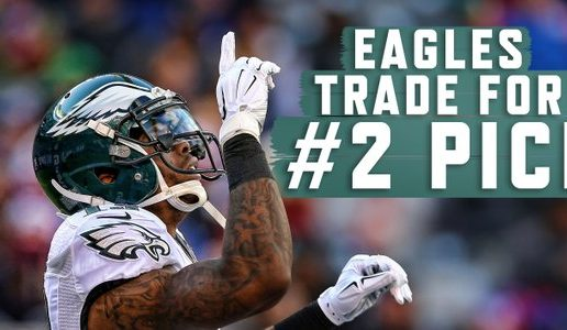 Philadelphia Freedom: The Eagles Have Traded For The 2nd Overall Pick In the 2016 NFL Draft