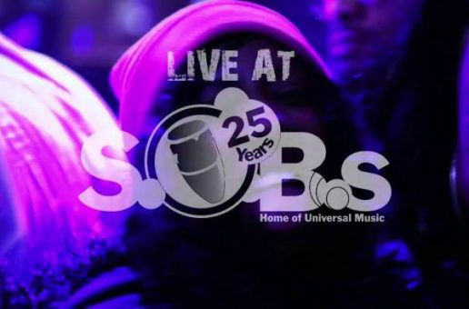 Bigg Homie Performs Live At S.O.B.'s In New York City (Video)