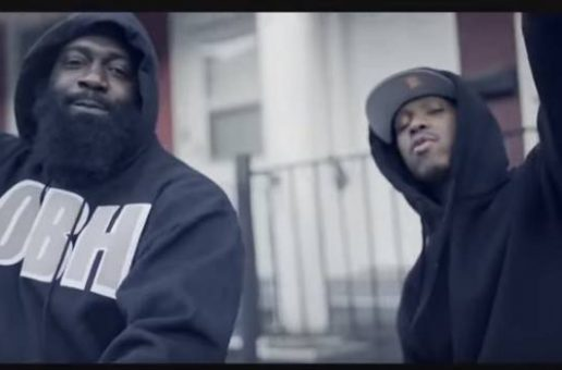 Rigz – Philly Streets Ft. Dark Lo