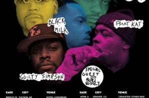 "On The 10th Anniversary Of His Passing, Slum Village Honors J Dilla With An ""All Detroit Everything"" Tribute World Tour"